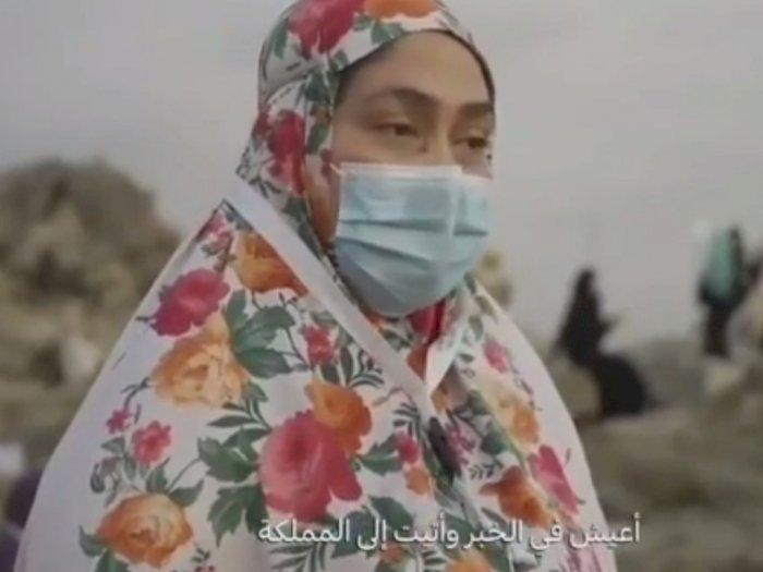 Video Hajjah Faridah Penuhi Panggilan Haji ke Mekkah, Ustaz Yusuf Mansur: Orang Langka