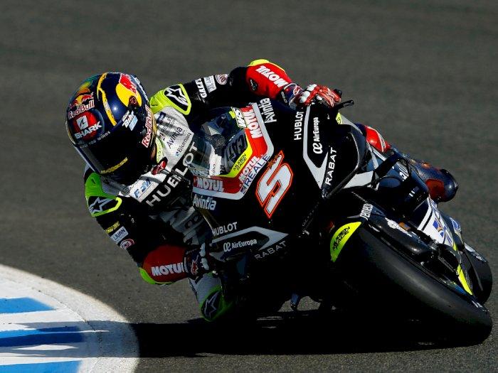 Pada MotoGP Ceko 2020, Johann Zarco Berharap Dapat Meraih Hasil Positif