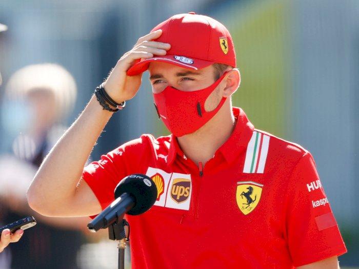 Charles Leclerc : Saya Beruntung Dapat Mengunci Posisi-3 di F1 Inggris 2020