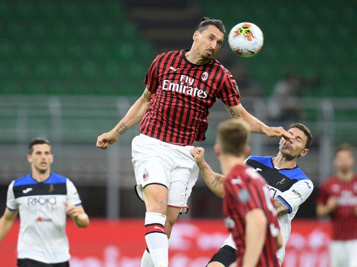 Maldini: Ibra Masih Pemain AC Milan di Musim Depan