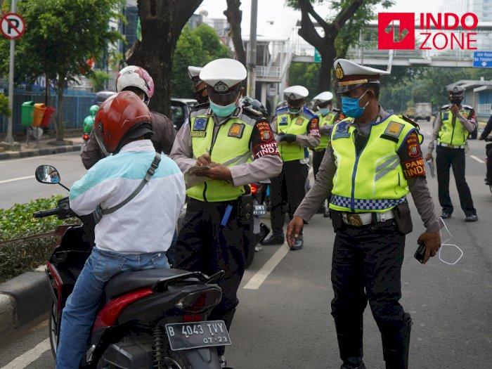 Hari ke-11 Operasi Patuh di Banten, 449 Pelanggar Kena Sanksi
