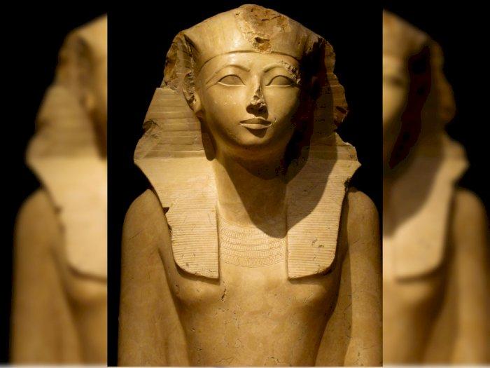 Hatshepsut Firaun Wanita yang Paling Berhasil di Mesir