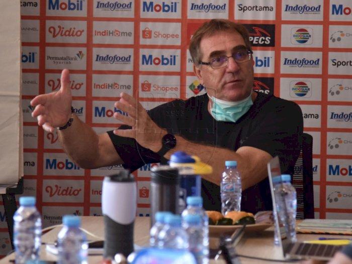 Jelang Latihan Perdana, Robert Alberts Harap Pemain Asing Sudah Kembali ke Bandung