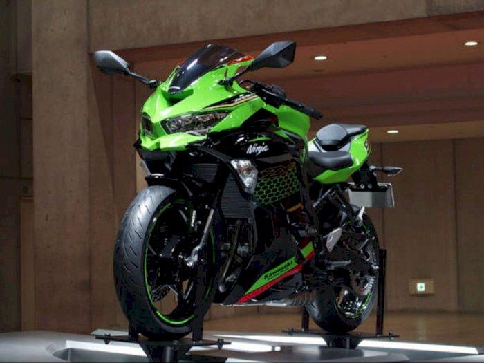 Masuk Filipina, Kawasaki Yakin Ninja 250 4-Silinder Sukses