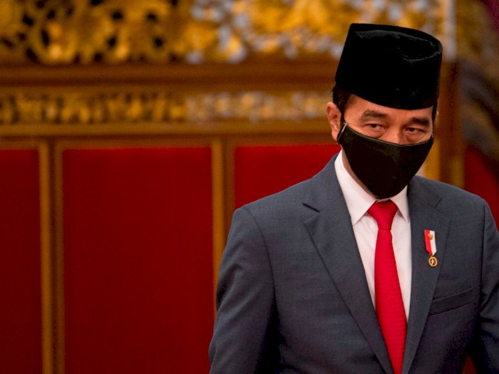 2 Pekan Fokus Kampanye Pakai Masker, Jokowi Minta Libatkan Ibu-Ibu dan PKK
