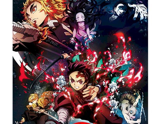 Film Demon Slayer Kimetsu No Yaiba Infinity Train Akan Rilis Bulan Oktober Indozone Id