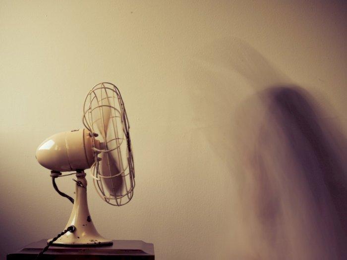 Mengapa Kipas Angin Dapat Mendinginkan Tubuh Manusia?