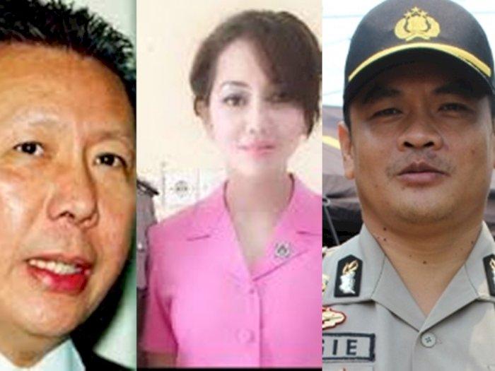 346 Perwira Polisi Dimutasi, Ada Suami Jaksa Pinangki yang Sering Ketemu Djoko Tjandra