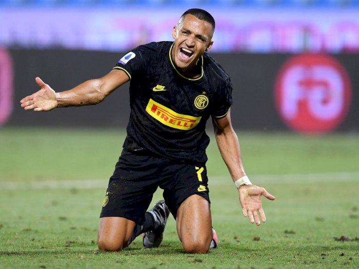 Inter Dapatkan Alexis Sanchez Secara Gratis