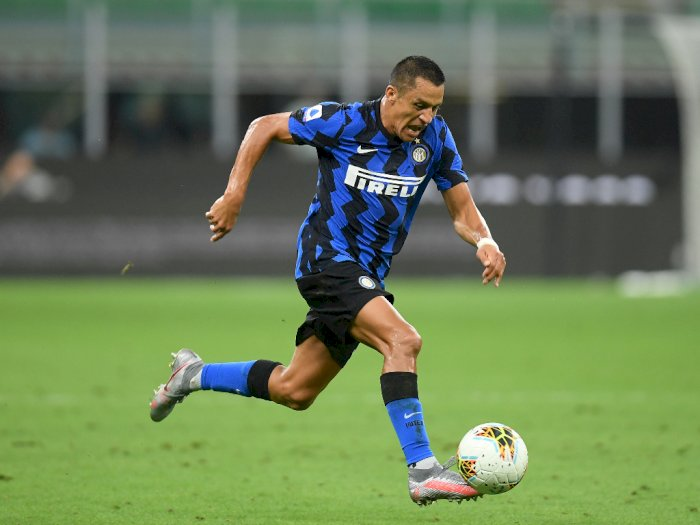 Kini MU Rela Kehilangan Alexis Sanchez untuk Inter Milan Tanpa Sepeser Uang