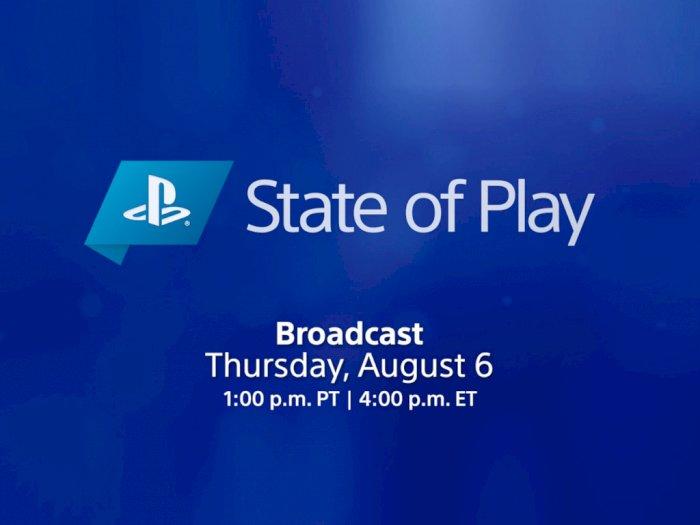 Sony Bakal Gelar Event State of Play Terbaru Tanggal 7 Agustus 2020 Nanti