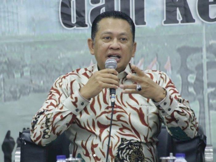 Klarifikasi Soal Warga Sipil Boleh Miliki Senpi, Bamsoet: Ngawur!