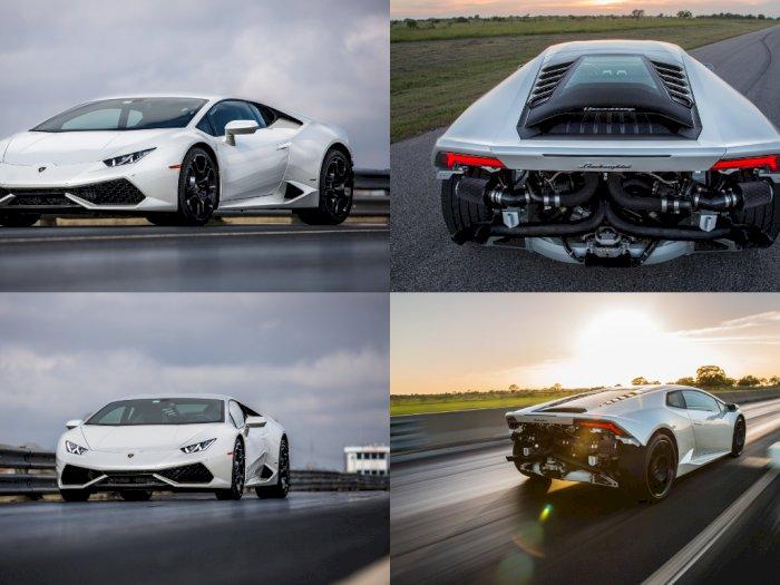 Memakai Paket HPE900, Lamborghini Huracan Ini Hadir Bertenaga Hingga 900 dk