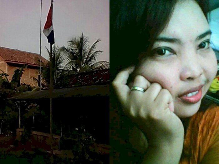 Wanita Pembakar Bendera Merah Putih di Lampung Mengaku Sebagai Raja Mataram, Ini Katanya
