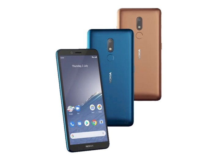 HMD Global Rilis Nokia C3 di Tiongkok dengan Prosesor Unisoc!