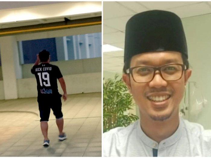 Ungkapan Duka Cita dari Rekan untuk Dokter Paru yang Wafat karena Covid-19 di Medan