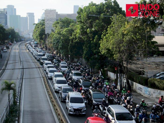 Kebijakan Ganjil Genap Dinilai Efektif Urai Kemacetan Jakarta hingga 40%