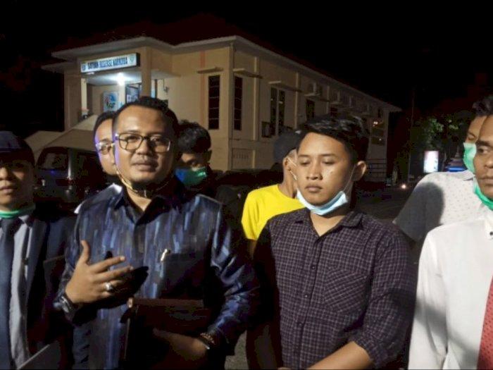 Terjadi Penolakan, Polisi Labuhan Batu Gagal Jemput Paksa Imam Firmadi