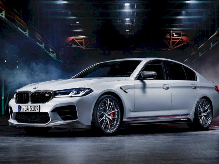 BMW Hadirkan Paket M Performance pada BMW Seri-5 Terbaru, Begini Tampilannya!