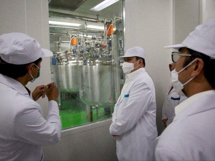 Erick Thohir Sebut Biofarma Mampu Produksi 250 Juta Vaksin COVID-19 di Tahun 2021