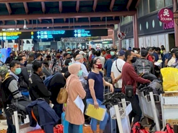Angkasa Pura II Laporkan Peningkatan Traffic di Era New Normal