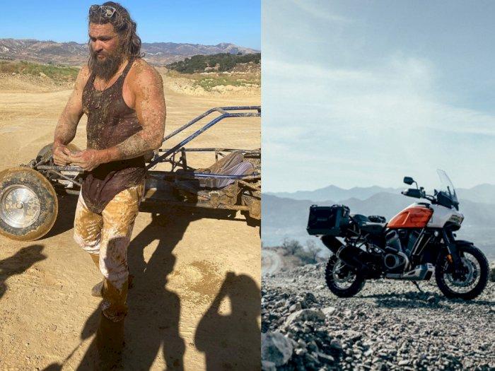 Luncurkan Pan America 1250, Harley-Davidson Gandeng Aktor Aquaman, Wah!