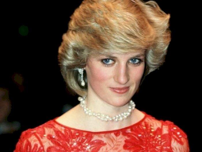 Ini Alasan Kenapa Rambut Putri Diana Tidak Pernah Panjang