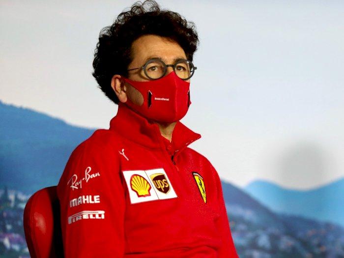 Bos Ferrari Dicopot dari Direktur Teknik Ferrari Setelah Tampil Buruk di Awal F1 2020