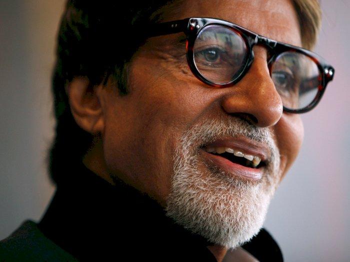 Amitabh Bachchan Dinyatakan Sembuh COVID-19 dan Berterima Kasih pada Para Perawat