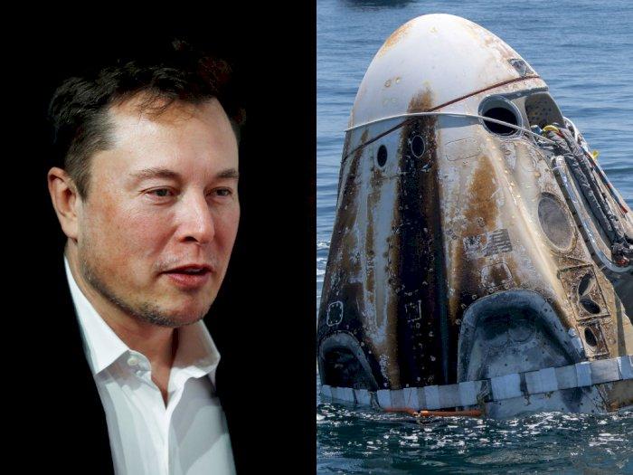 Setelah 2 Astronaut NASA Pulang ke Bumi, Elon Musk Mendadak Jadi Lebih Religius!