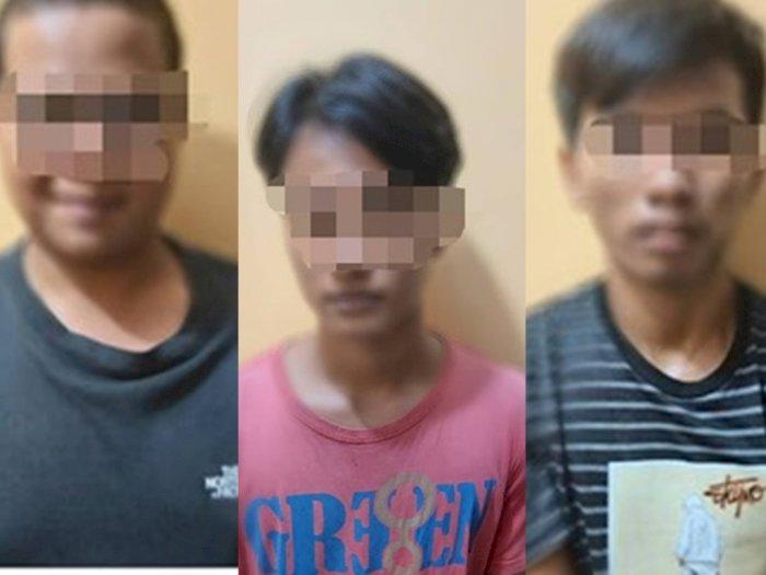 3 Polisi Gadungan Peras Anggota DPRD usai Kirim Konten Pornografi di Medsos