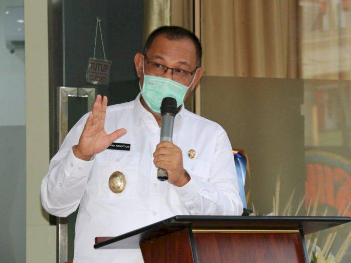 Kini Diisolasi, Plt Wali Kota Medan Dinyatakan Terinfeksi Covid-19, Hasil Swab Positif