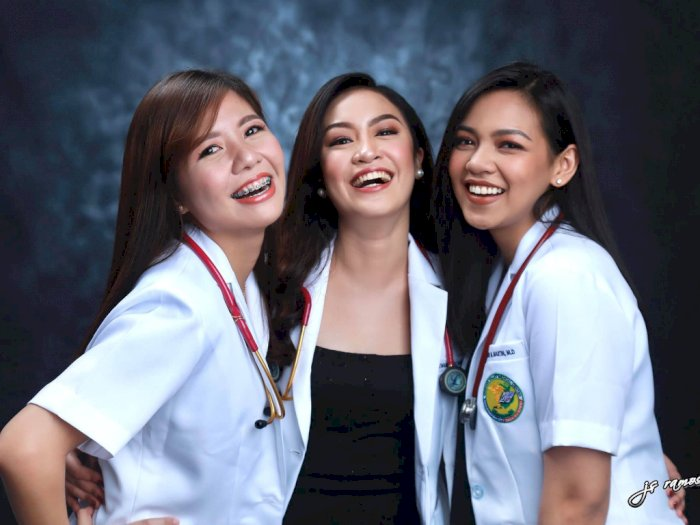 Friendship Goals! 3 Sekawan Ini Berhasil Jadi Dokter di Waktu Bersamaan