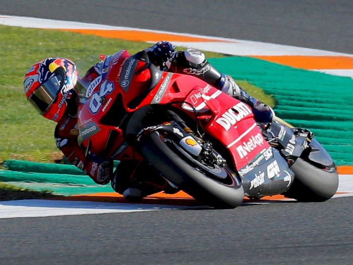 Andrea Dovizioso Memperpanjang Kontrak dengan Ducati, Ini Syaratnya!