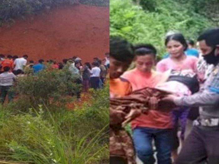Insiden Longsor di Sibolga, 4 Orang Tertimbun, 2 di Antaranya Tewas