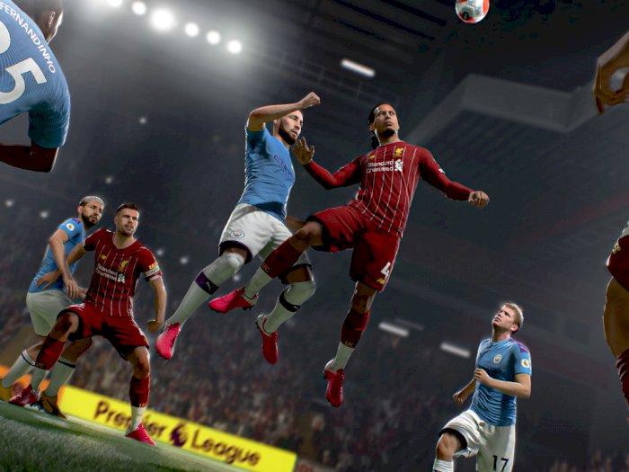 Electronic Arts Tak Bakal Hadirkan Sistem VAR di Game FIFA 21, Kenapa?