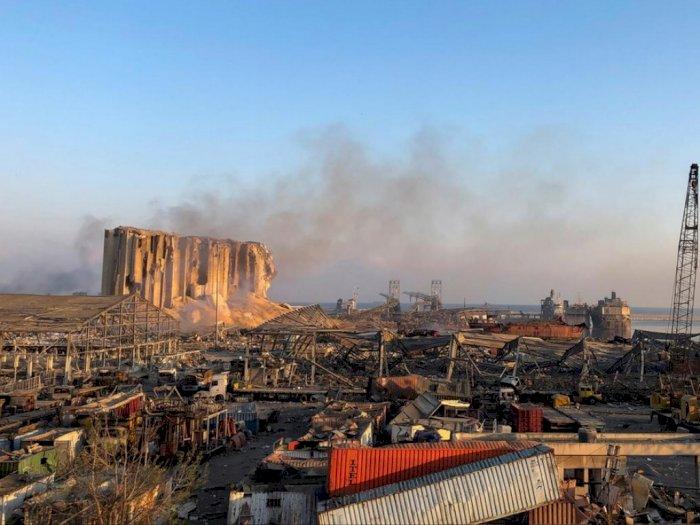 Dubes RI di Lebanon Sebut Kontingen Garuda Selamat dari Ledakan di Beirut