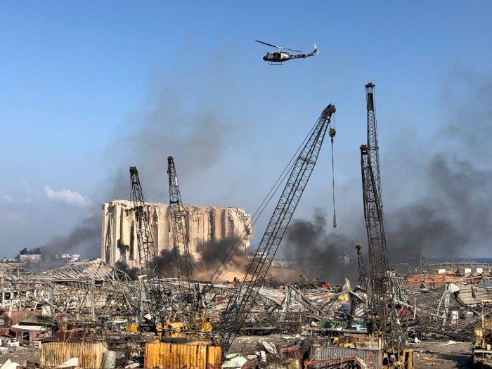 Akibat Ledakan Besar, Persediaan Gandum Lebanon Tak Cukup untuk Sebulan