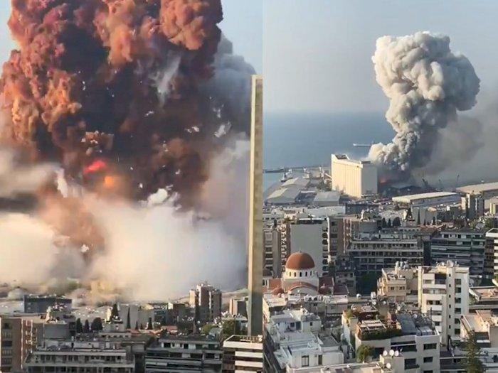 Bahaya Gas Beracun Nitrous Oxide yang Terjadi di Lebanon