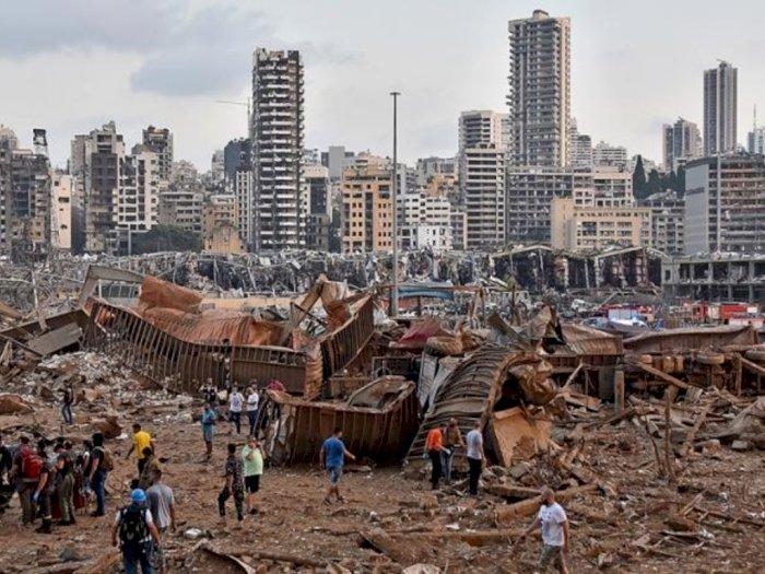 Ledakan di Beirut, Dubes RI di Lebanon Pastikan Ribuan WNI dalam Kondisi Baik