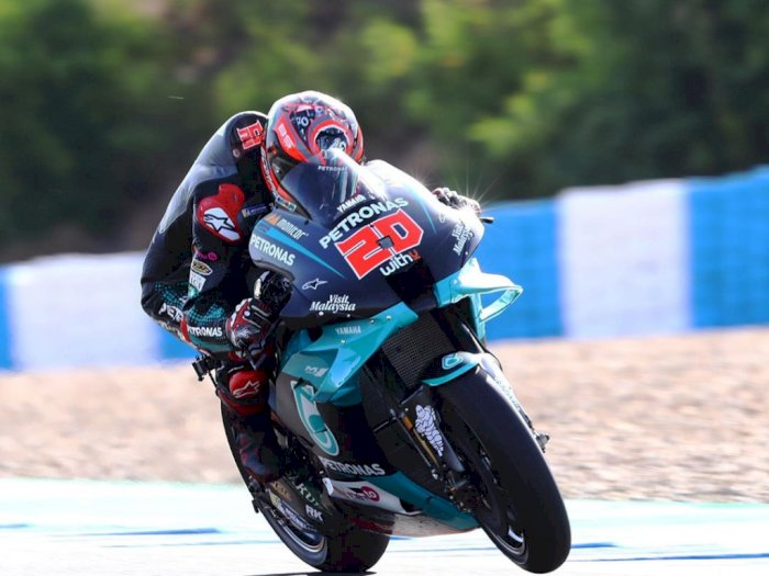 Fabio Quartararo : Saya Memiliki Harapan Tinggi di Seri MotoGP Ceko 2020!