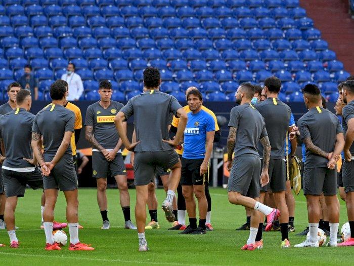 Inter Milan Waspadai Getafe di Liga Eropa, Conte: Mereka Tim Kuat dan Gigih