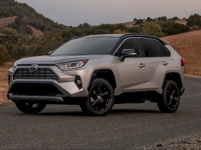 Toyota Siap Luncurkan Corolla Cross di Indonesia