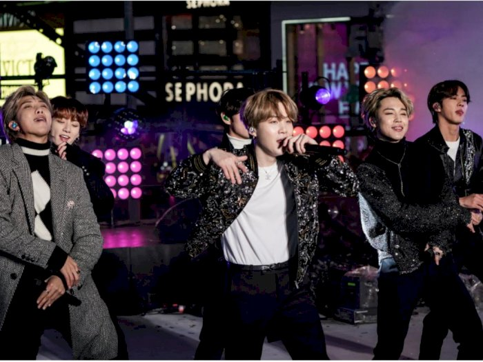 Pertama Kali, BTS akan Tampil di MTV Video Music Awards