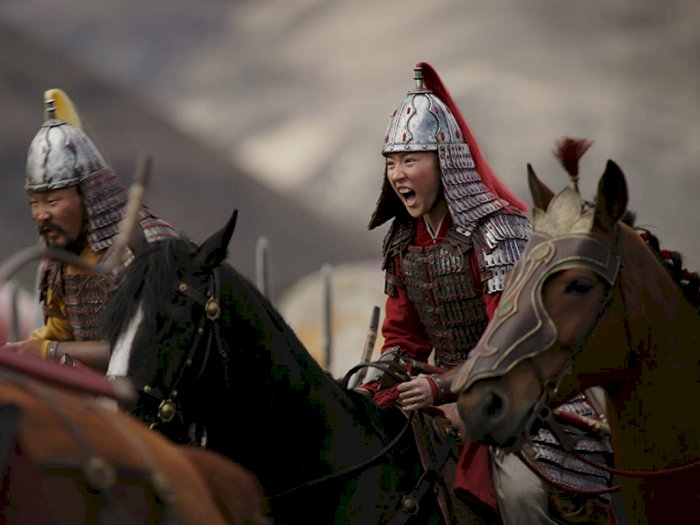 """Mulan"" Tayang Perdana Bulan September di Layanan On-Demand"