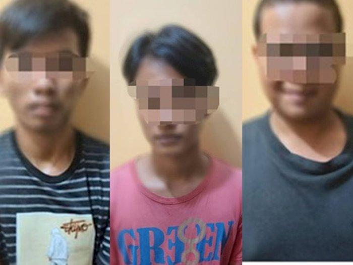 Ngaku Perwira Polisi, Tiga Lelaki Peras Anggota DPRD usai Kirim Konten Porno via Medsos