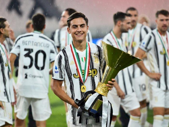 Dybala Jadi MVP Liga Italia Musim 2019/2020