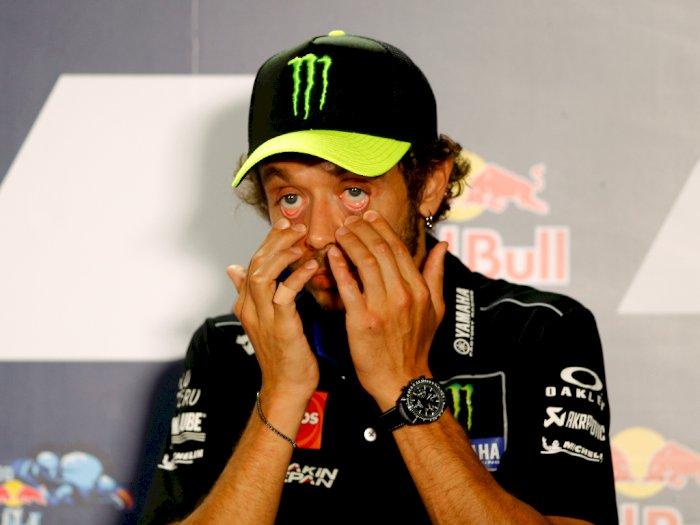 Jelang MotoGP Ceko 2020, Valentino Rossi : Saya Sangat Percaya Diri!