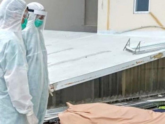 Pasien Covid-19 di Medan Bunuh Diri, Loncat dari Lantai 12 RS, Diduga karena Stres