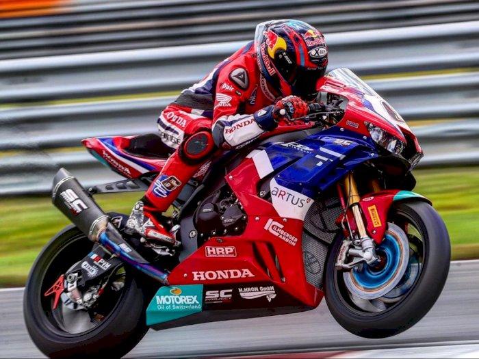 Gantikan Marc Marquez di MotoGP Ceko, Ini Target dari Stefan Bradl!